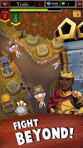 Castle Fusion Idle Clicker screenshots 5