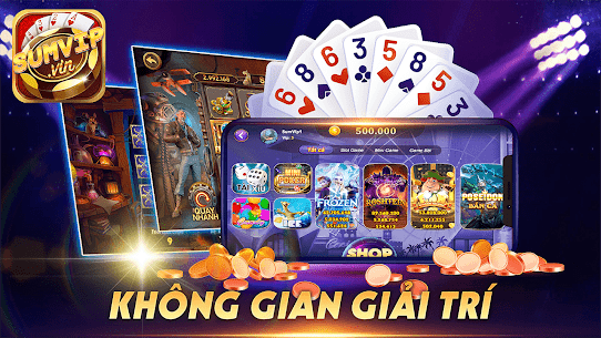Game bai – Danh bai doi thuong Sum Club 1