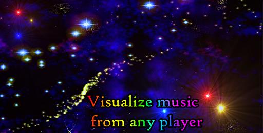 3D Stars Journey - Universe Music Visualizer Apkfinish screenshots 12