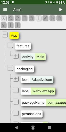 App Builder  screenshots 1