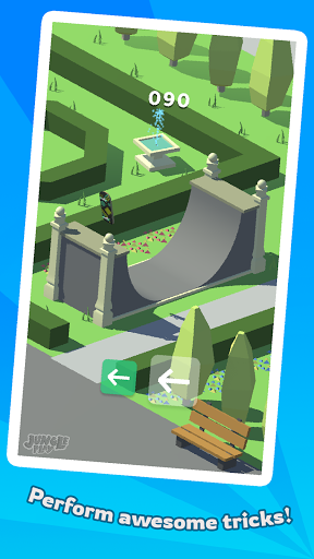 Skatepark - A Skateboard adventure  screenshots 2