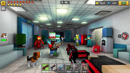 Pixel Gun 3D: FPS Shooter & Battle Royale screenshots apk mod 4