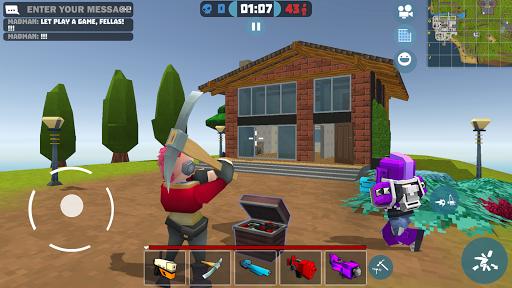 Code Triche Mad GunZ - jeux en ligne & battle royale APK MOD (Astuce) screenshots 2