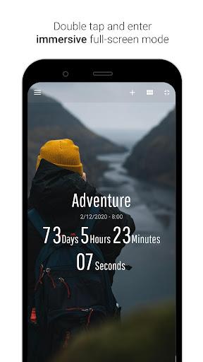 Time Until | Beautiful Countdown App + Widget 3.0.3 Screenshots 1