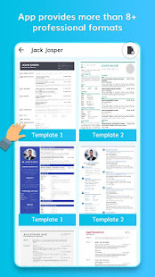 Free Resume Builder - Professional CV Maker