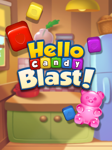Hello Candy Blast : Puzzle & Relax  screenshots 17