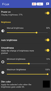 Screen Brightness Control Patched APK 2