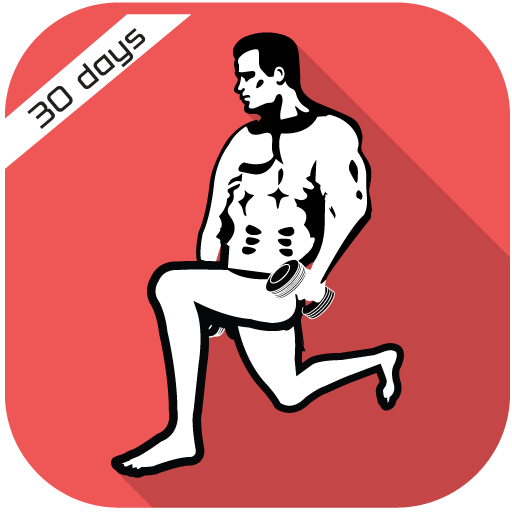 30 Day Legs Workout Challenge icon