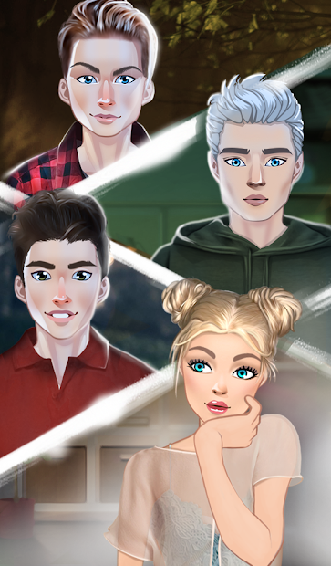 Captura de Pantalla 19 de Princesa Elfa Amor en la secundaria para android