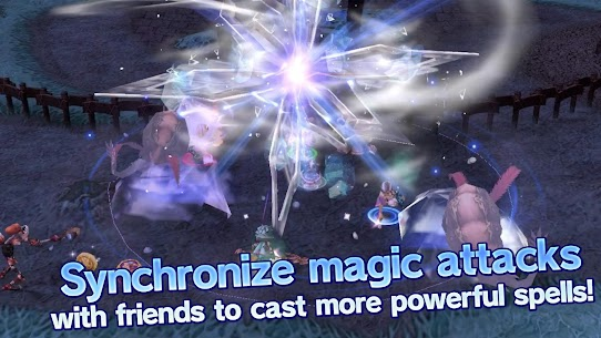 FinalFantasy CrystalChronicles Apk Mod v1.0.1 +OBB/Data for Android. 5