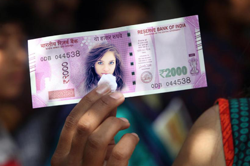 Currency Note Photo Frames screenshots 3