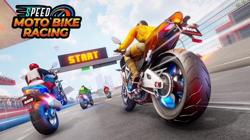 Bike Racing Games: Moto Racing apktreat screenshots 2