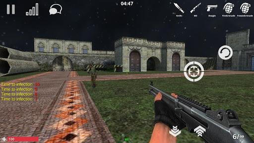 Zombie Revolution 3.7 screenshots 5