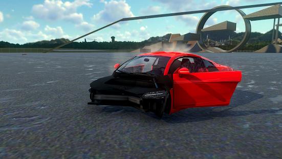 WDAMAGE: Car Crash Engine 120 Screenshots 12