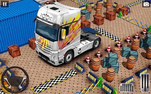 New Truck Parking Simulator 3D: Real Truck Game APK MOD  1