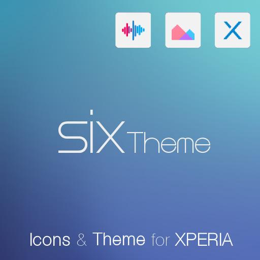 Six Theme + Icons For PC Windows (7, 8, 10 and 10x) & Mac Computer