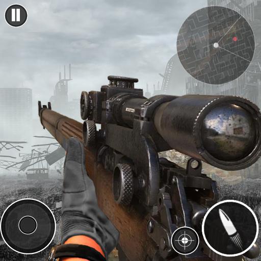Baixar Call of Sniper War- Counter ww2 Duty Strike games para Android