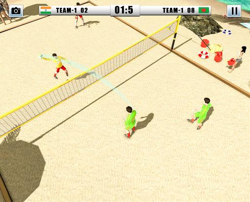 Volleyball 2021 - Offline Sports Games apkpoly screenshots 18
