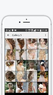 Wedding hairstyles 2018 2.2 Screenshots 11