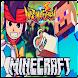 Mod Inazuma eleven go - Mod Anime Heroes Minecraft