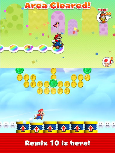 Super Mario Run apktram screenshots 13