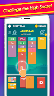 2048 Cards - Merge Solitaire, 2048 Solitaire 1.0.9 Screenshots 2