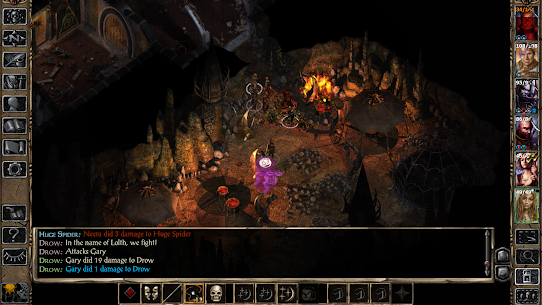 Baldur's Gate APK + OBB Download For Android – (Updated 2021) 4