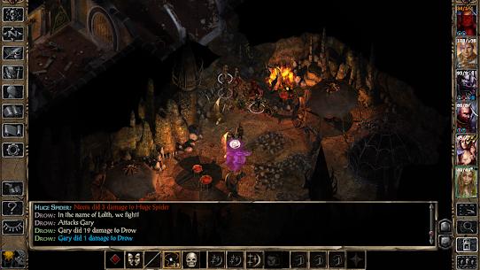 Baixar Baldur's Gate II Enhanced Edition MOD APK 2.5.16.6 – {Versão atualizada} 4