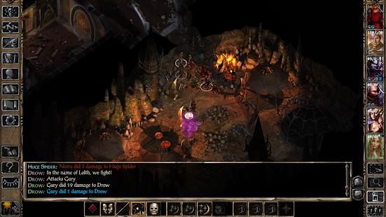 Baldur's Gate II - Screenshot 16