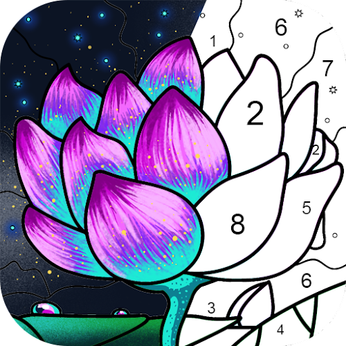 Paint By Number - Coloring Book & Color by Number 2.63.1
