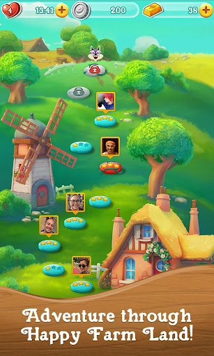 Farm Heroes Super Saga 1.45.0 screenshots 4