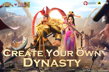 Download Rise of Kingdoms: Lost Crusade MOD Apk [Unlimited Money] 1
