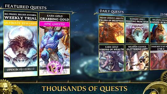Warhammer Quest: Silver Tower Mod 1.2009 Apk (Unlocked) 3