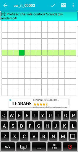 Best Italian Crossword Puzzles - Advanced Level 10.1 Screenshots 3