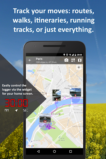 PhotoMap Gallery - Photos, Videos and Trips android2mod screenshots 6