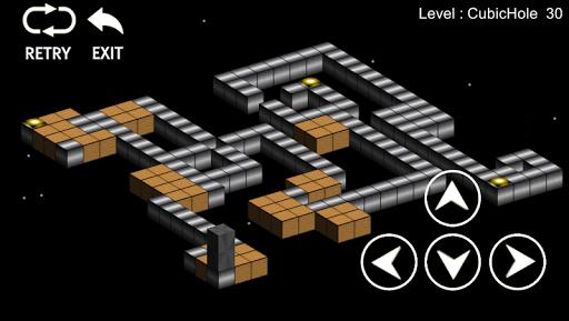 cubic hole screenshot 3