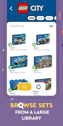 LEGOu00ae Building Instructions apkdebit screenshots 7