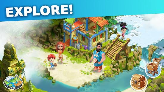Family Island™ - Jeu de ferme et d'aventure screenshots apk mod 3