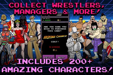 80s Mania Wrestling Returns 1.0.77 screenshots 2