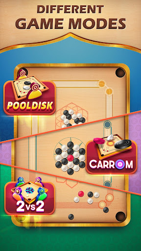 Carrom Friends : Carrom Board & Pool Game 1.0.31 screenshots 18