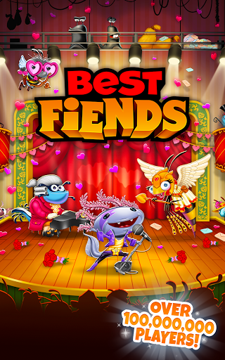 Best Fiends - Free Puzzle Game modavailable screenshots 23