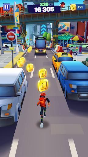 MetroLand - Endless Arcade Runner  screenshots 14