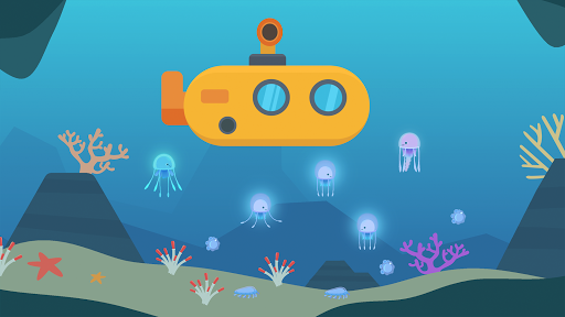 Dinosaur Aqua Adventure - Ocean Games for kids  screenshots 13