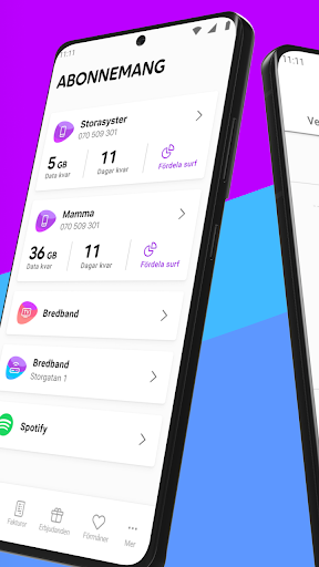 Mitt Telia android2mod screenshots 11