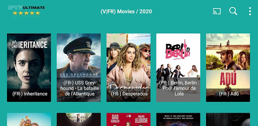 Foto do IPTV ULTIMATE - 2020