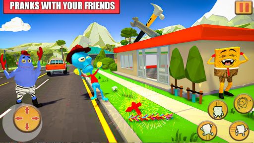 Sponge Family Neighbor Game 2021 screenshots 2