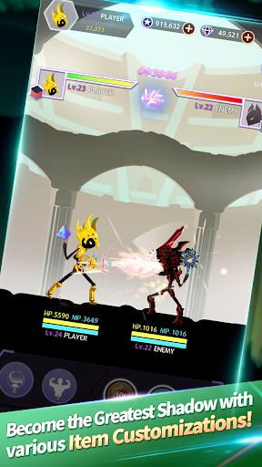 Shadow Hero - Idle Fighter  screenshots 4