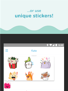 Dango 😄💬 - Emoji & GIFs Screenshot