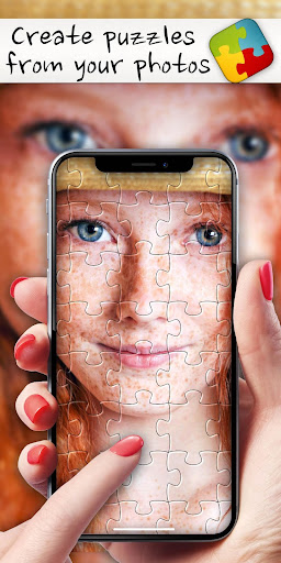 Jigsaw Puzzle HD - play best free family games  screenshots 2
