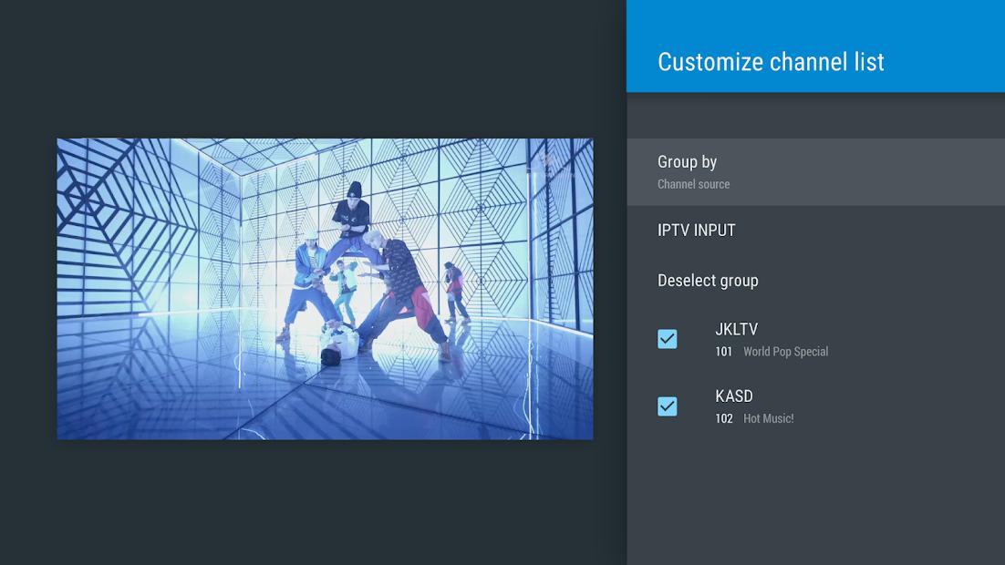 Live Channels screenshot 3